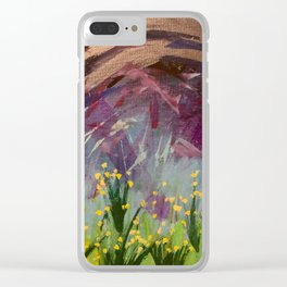 A New Day Clear iPhone Case