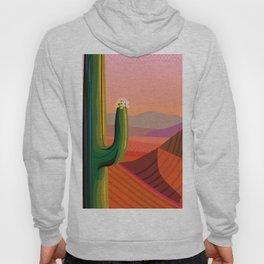 Flowering Saguaro Sonora Hoody