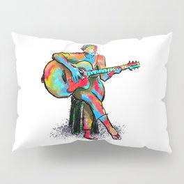 The guitarist Pillow Sham