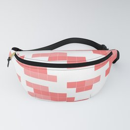 Pixel Abstract Pattern Fanny Pack