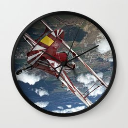 Pitts Special Wall Clock