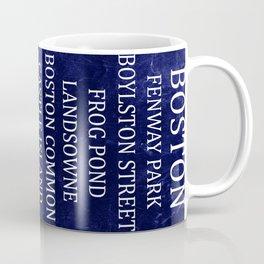 Boston 2 Coffee Mug