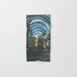 Dive inside your soul Hand & Bath Towel