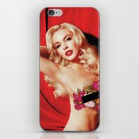 givenchy iPhone & iPod Skins featuring Lindsay Givenchy Venus by russianelf