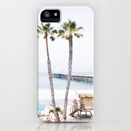 Palm Beach iPhone Case