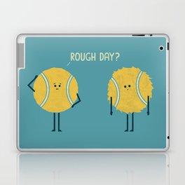 Rough Day Laptop & iPad Skin