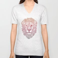 Wildly Beautiful Unisex V-Neck