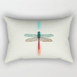 La Libélula Rectangular Pillow