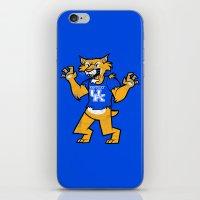 kentucky iPhone & iPod Skins featuring Kentucky by jublin