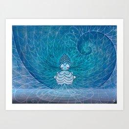 Awaken Consciousness Art Print