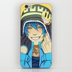 That's Not Your Hat iPhone & iPod Skin