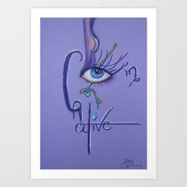 Butt eye'm knot creative contest Art Print