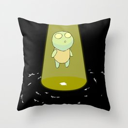 Paul Bloomberg II Throw Pillow