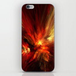 combustion iPhone Skin