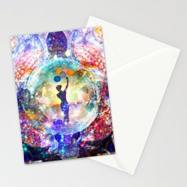 There Is A Voice Stationery Cards