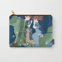 Carousel: Second Star Carry-All Pouch