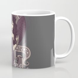 The Sound of Her Wings Coffee Mug