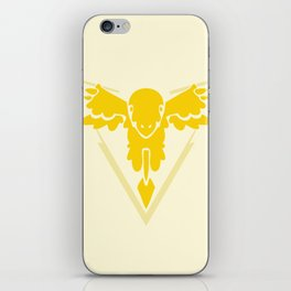 Pokerman Geddum - Team Indistinct iPhone Skin