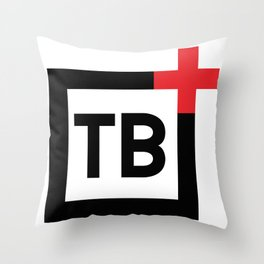 hee Throw Pillow