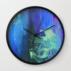 Rumors of Happy Ness Wall Clock