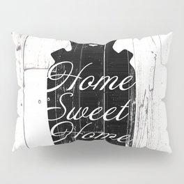 Home Sweet Home Rustic Jug Pillow Sham