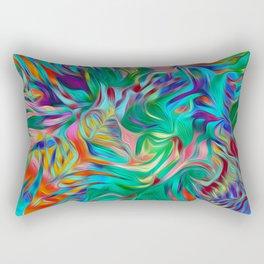 Tropic life Rectangular Pillow