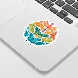 Bugs & Butterflies 2 Sticker