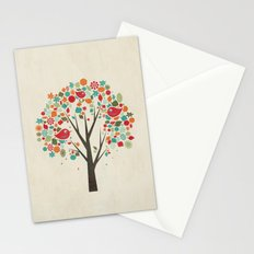Home Birds Stationery Cards