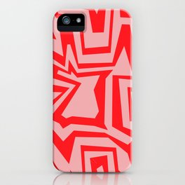 Ice Pink - Coral Reef Series 011 iPhone Case