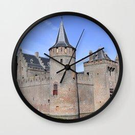 Muiden Castle Wall Clock