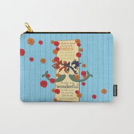 Happy Darling Mermaids Carry-All Pouch