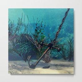Ocean 2 Metal Print