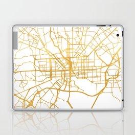 BALTIMORE MARYLAND CITY STREET MAP ART Laptop & iPad Skin