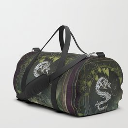 Chinese dragon Duffle Bag