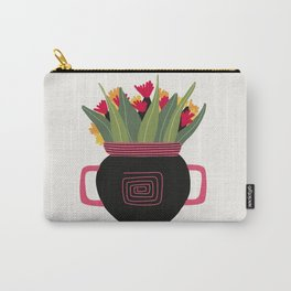 Floral vibes XII Carry-All Pouch