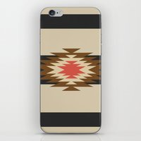 aztec iPhone & iPod Skins featuring Aztec 1 by Aztec