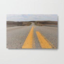 Highway 36 Metal Print