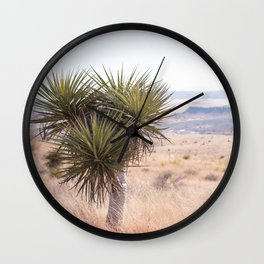 Marfa I - Home on the Range Wall Clock