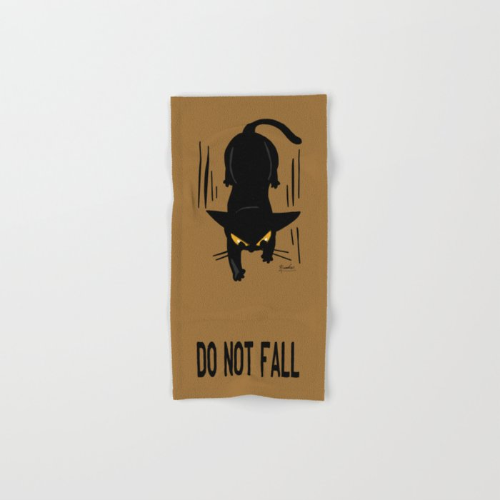 Do not fall Hand & Bath Towel