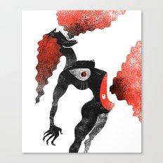 The Harpy Canvas Print