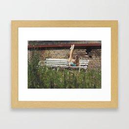 Ballerina Project VI Framed Art Print
