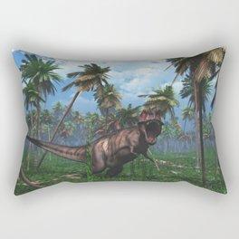 Tyrannosaurus 3 Rectangular Pillow