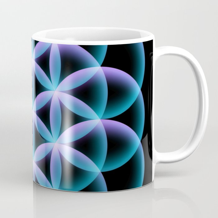Flower of Life Coffee Mug