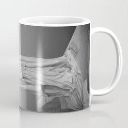 Statue in the mist Coffee Mug