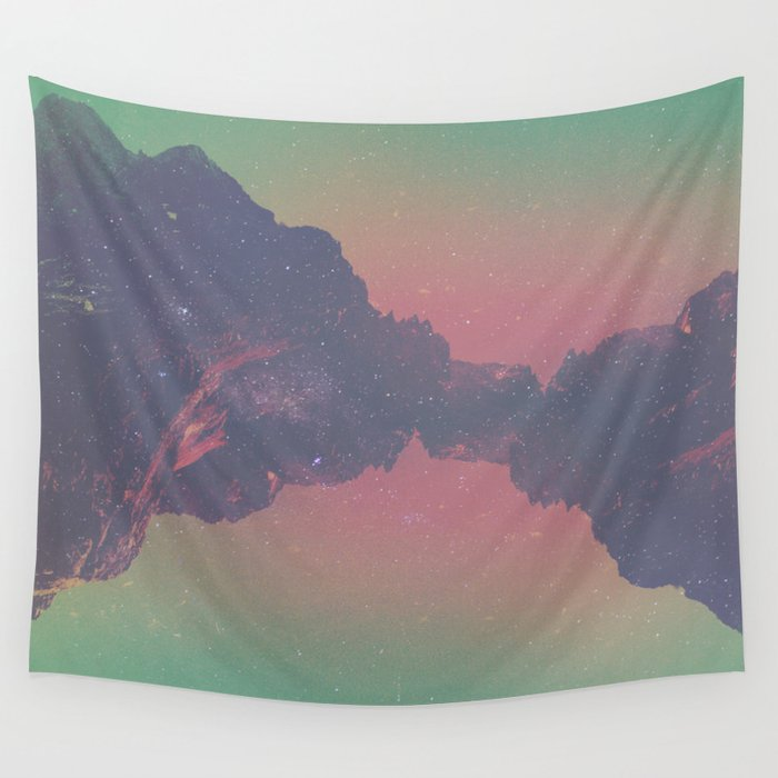 SLOW Wall Tapestry