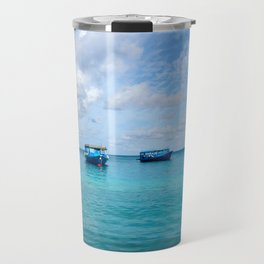 Dhonis Day Off Travel Mug