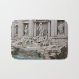 Trevi Fountain Bath Mat