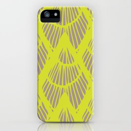 Lapices-Olive iPhone Case