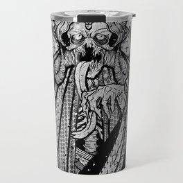 One from Beneath  Travel Mug