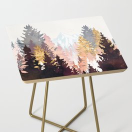 Wine Forest Side Table